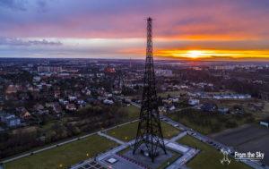 Filmowanie dronem Katowice